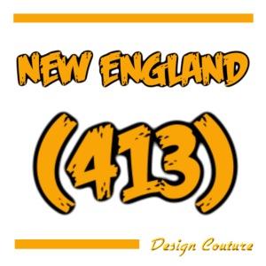NEW ENGLAND 413 ORANGE