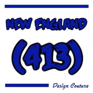 NEW ENGLAND 413 BLUE
