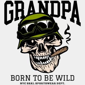 grandpa born wild