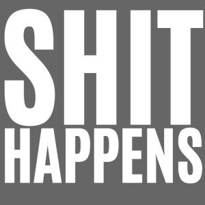 Shit Happens Axl Rose t-shirt