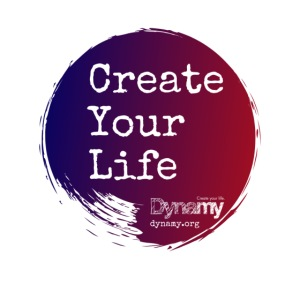 Create Your Life Sticker