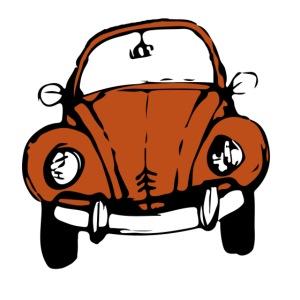 Vintage Car    Old School Bug