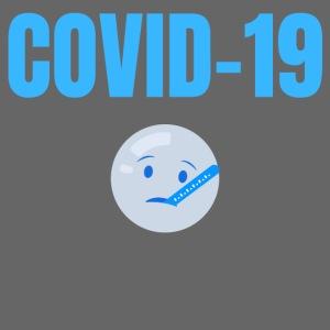 COVID 19 sick smiley