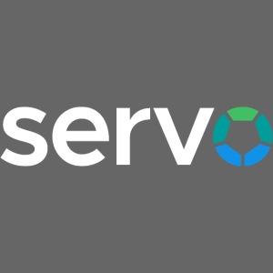 Servo Negative Logo