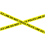 police line do not cross CSI