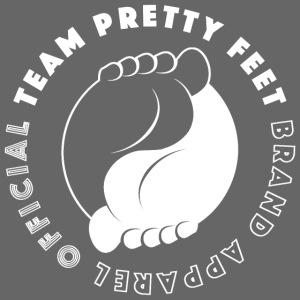 Official TEAM PRETTY FEET Brand Apparel