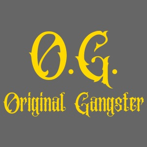 O.G. Original Gangster (Gold)
