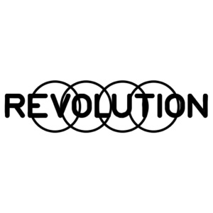 Revolution Black Logo