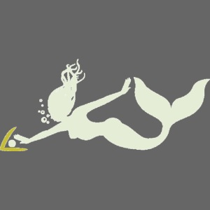 Pearl Diver Mermaid