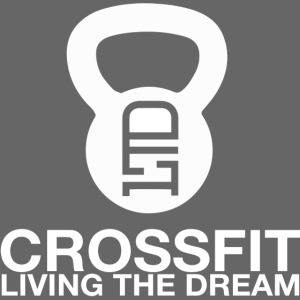 CROSSFIT OG LOGO - WHITE