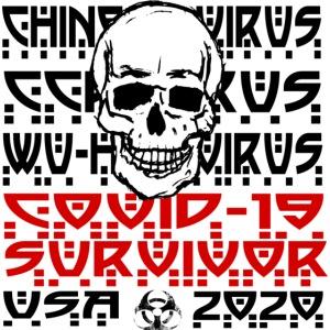 Corona Survivor Skull (USA)