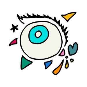 Punkodylate Eye