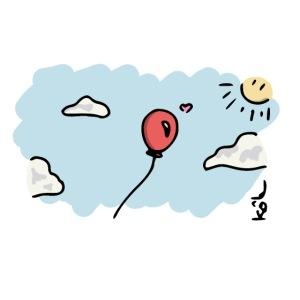 Balloon in Love