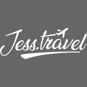 Jess Travel Logo White