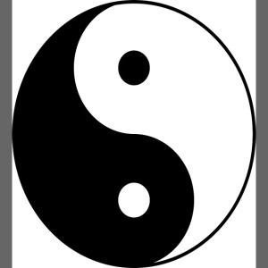 Esoteric Taijitu Yin Yang gif