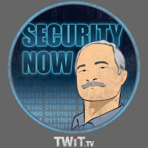 Security Now Album Art Distressed