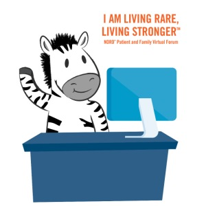 Living Rare, Living Stronger 2020 Virtual Zebra