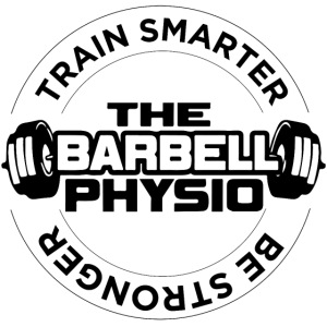 TheBarbellPhysio Front & Back