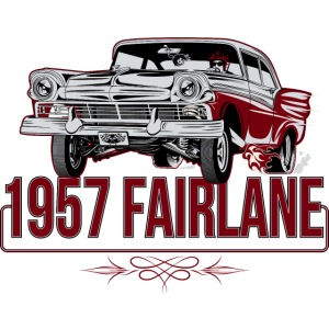 Twisted Farlaine 1957 Gasser