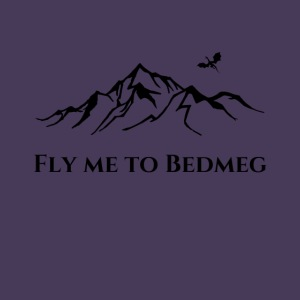 Fly Me To Bedmeg (black)
