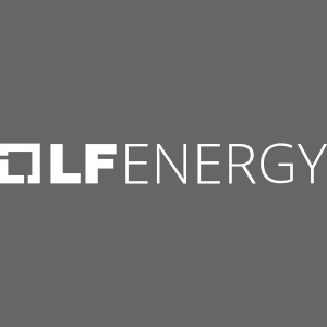 LF Energy White Logo