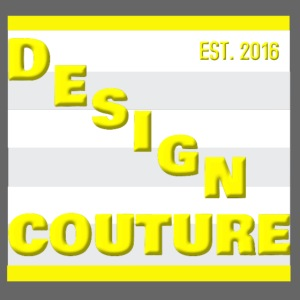 DESIGN COUTURE EST 2016 YELLOW