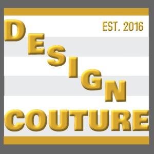 DESIGN COUTURE EST 2016 GOLD