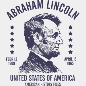 abraham lincoln united states america