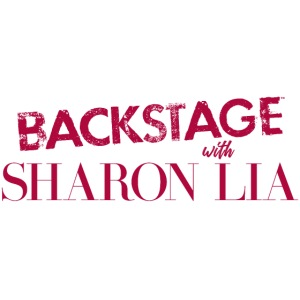 Backstage With Sharon Lia - Red