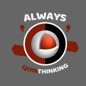 Always Quikthinking White