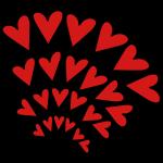 Heart 4 Arcs Random