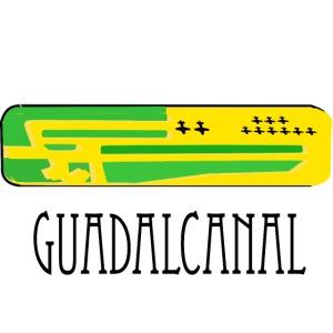 Guadalcanal AnA runway