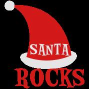 SANTA ROCKS !!!
