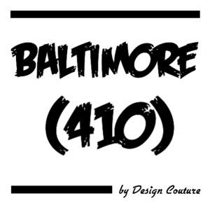 BALTIMORE 410 BLACK