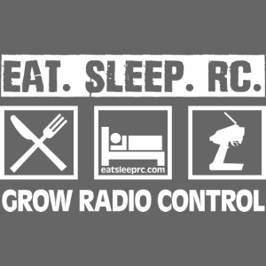 Eat Sleep RC - Grow Radio Control