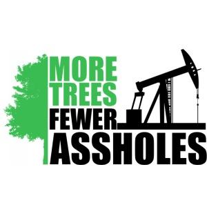 More Trees Fewer Assholes