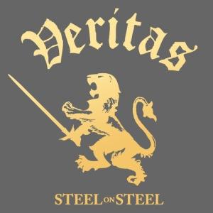 Gold Lion Veritas Logo