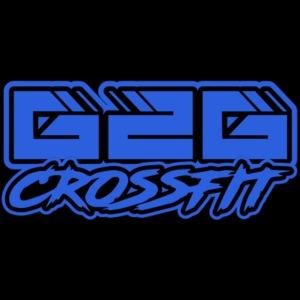 G2G CrossFit Blue Half Logo