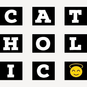 CATHOLIC SMILEY