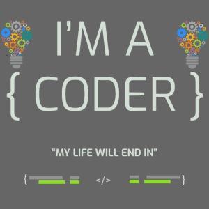 I'M A CODER