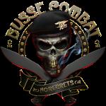 Busse Combat Skull & Cigar