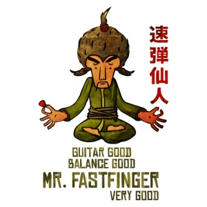 Mr Fastfinger very good