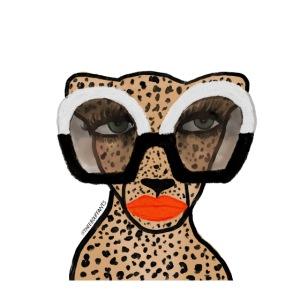 Cheetah In Shades