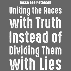 Uniting Races with Truth - White Text