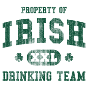 Property of Irish drinking team