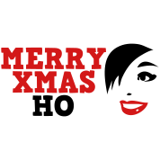 merry xmas ho comedy insult Christmas shirt