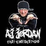AJ Jordan Black Hat Design PNG