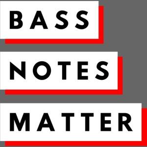 Bass Notes Matter Red