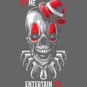 clown entertain horror