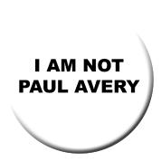 I am not Paul Avery T-Shirt | Spreadshirt